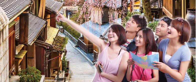 京都旅行順利愉快好幫手觀光的士服務